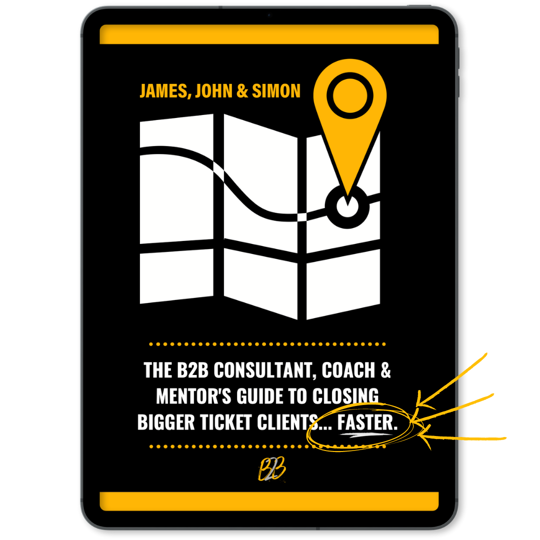 Bigger Ticket Clients Faster
